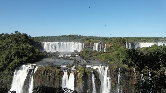 Backpacking in Brasilien - Foz do Iguacu