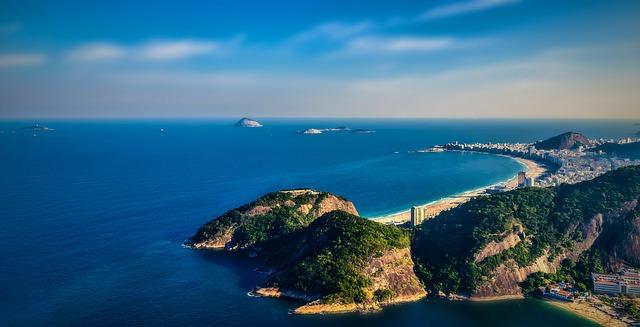 Backpacking in Brasilien Rio