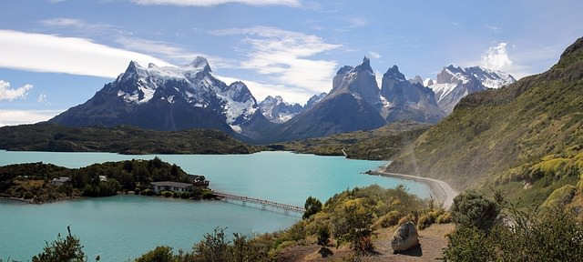 Backpacking in Chile - Torres del Paine