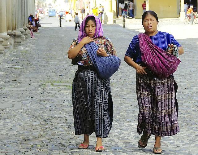 Backpacking in Guatemala - Menschen