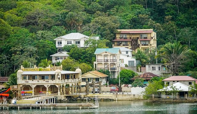 Backpacking in Honduras - Roatan