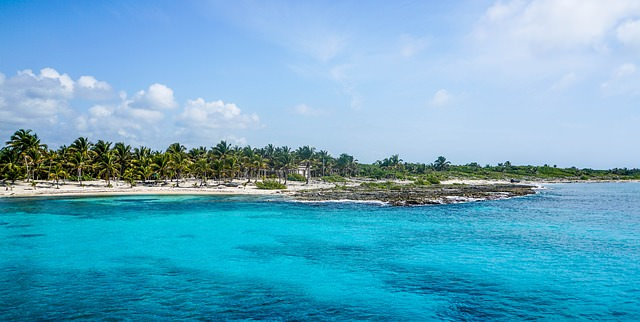 Backpacking in Mexiko -Cozumel