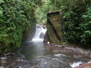 Mindo in Ecuador