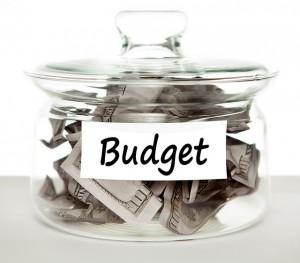 Budget in Dänemark