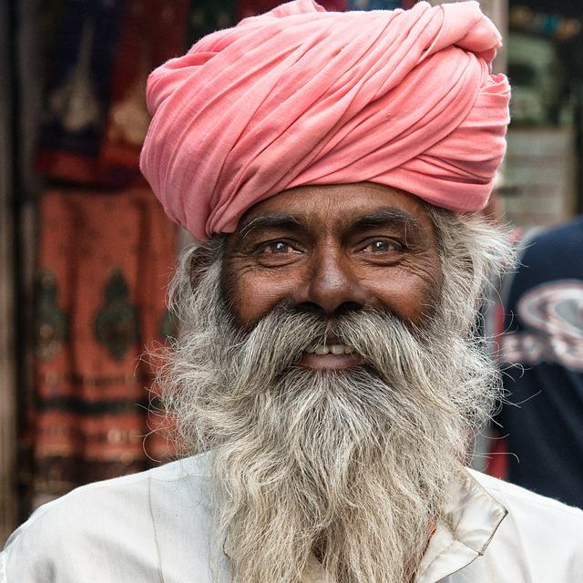 Backpacking in Indien - Menschen