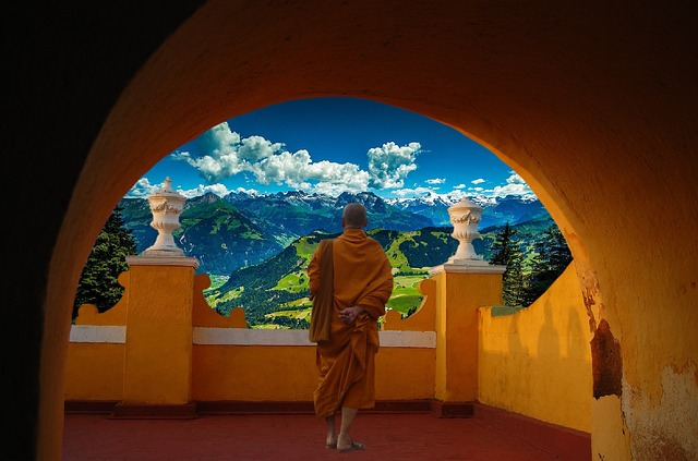 Backpacking in Indien - Religion
