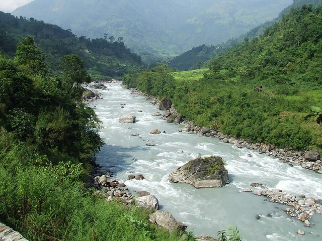 Backpacking in Nepal - Natur und Landschaft