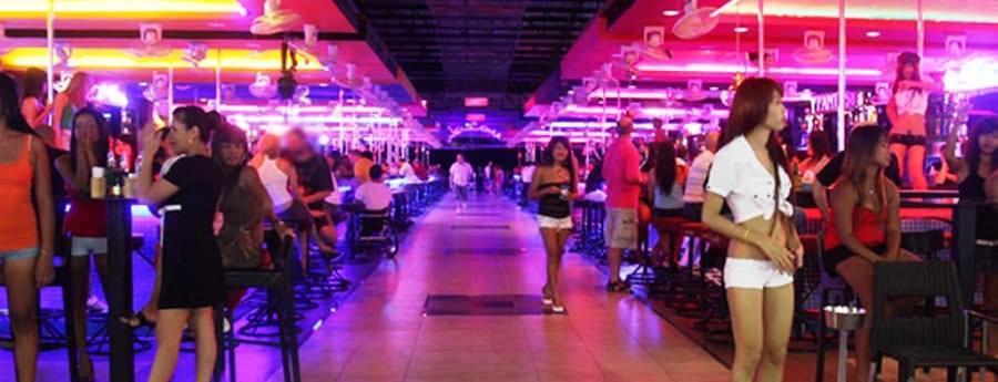 Sex Bars in Thailand