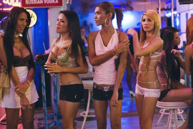 Sextourismus in Thailand