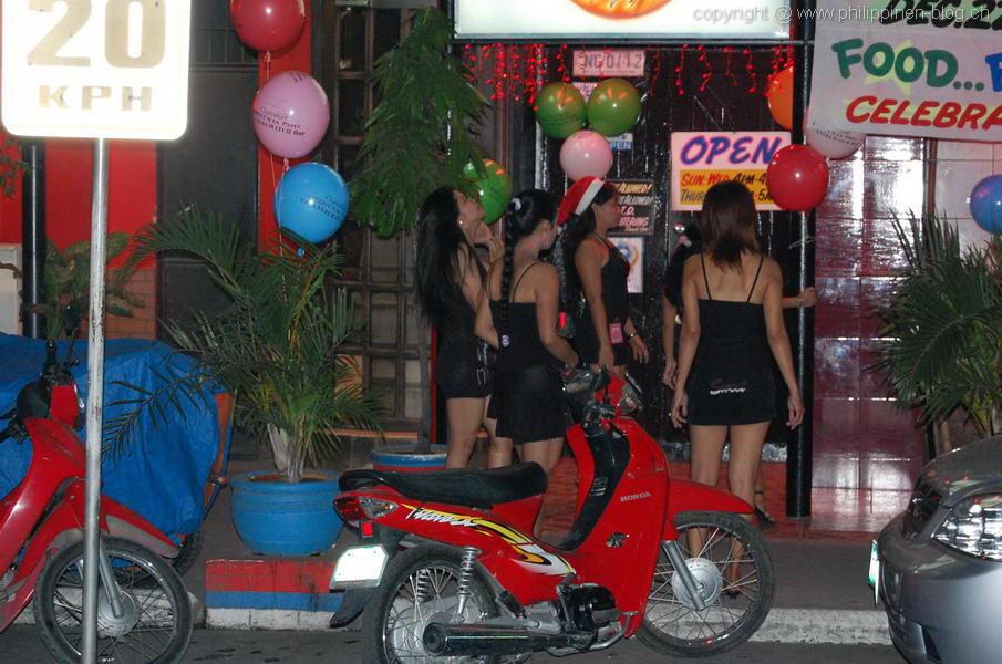 Sextourismus auf den Philippinen (Angels City)