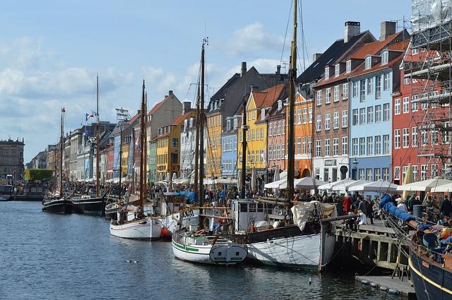 Backpacking in Denmark - Hafenstadt