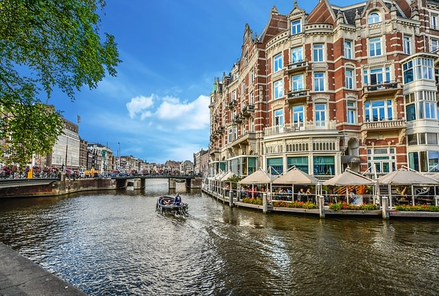 Backpacking in Holland - Amsterdam