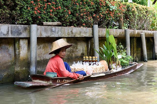 Backpacking in Thailand - Kultur und Wirtschaft