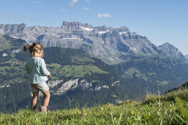Backpacking in der Schweiz - Die Alpen