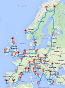 Big Europa Roadtrip