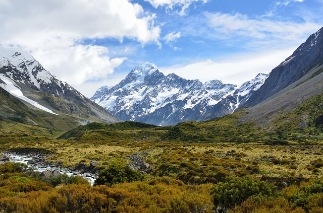 Nature in New Zealand