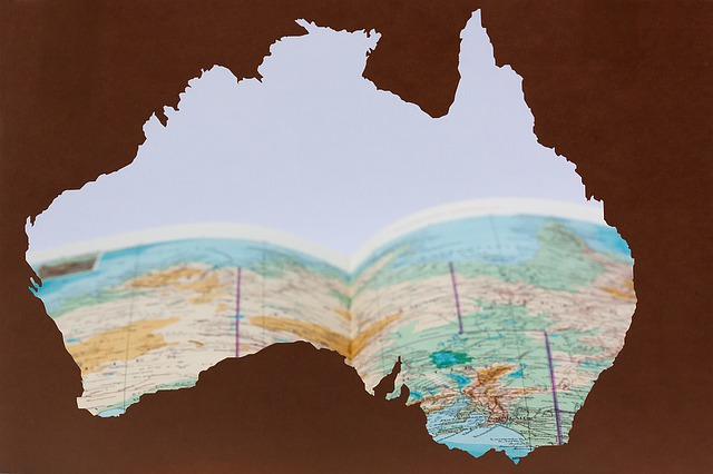 Backpacking in Australia