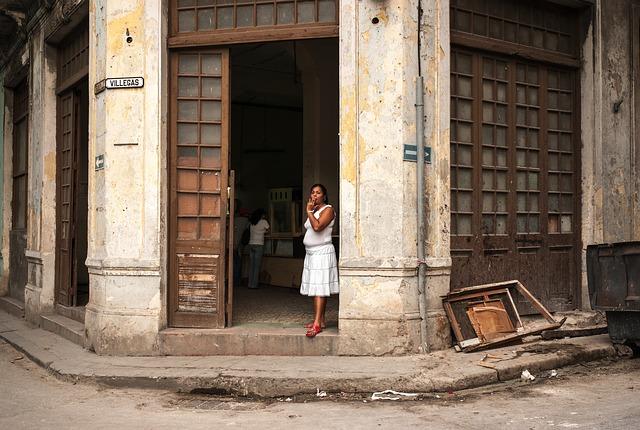 Backpacker Cuba