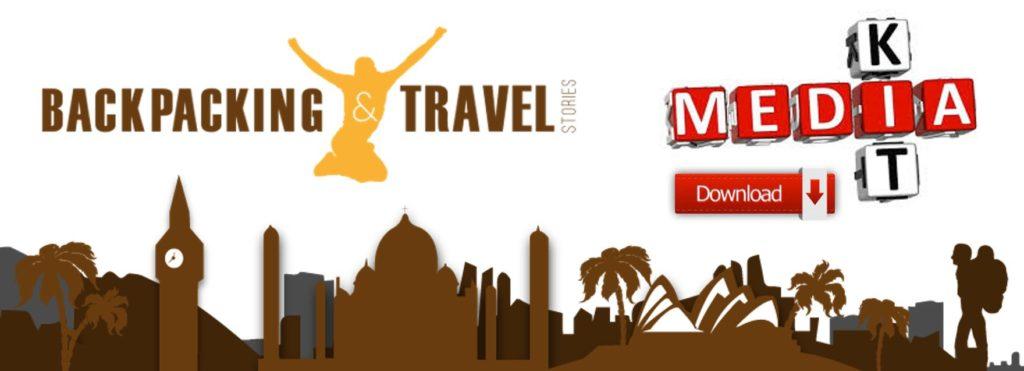 Backpacker Reise Media Kit Download in EN