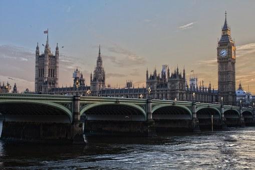 london Parlament und Big Ben