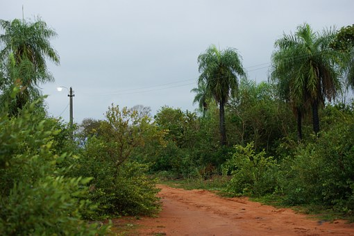 Backpacking Paraguay