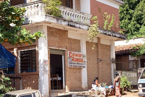 Restaurant in Paraguay