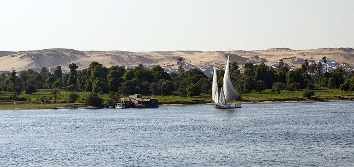 Egypt Nilufer