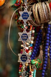 Backpacking Israel - Schmuck in Jaffa