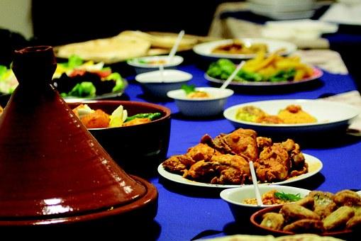 Essen in Marokko