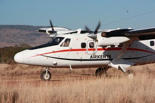 Inlandsflüge in Kenia