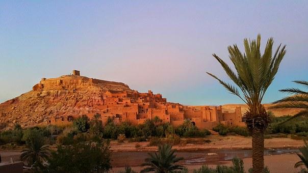 UNESCO Welterbe Ait Benhaddou