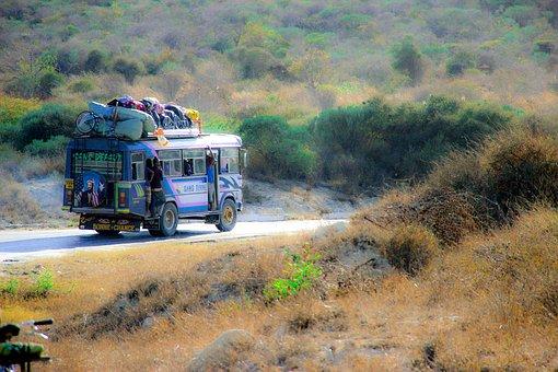 Madagascar bus adventure