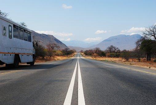 Roadtrip in Tansania