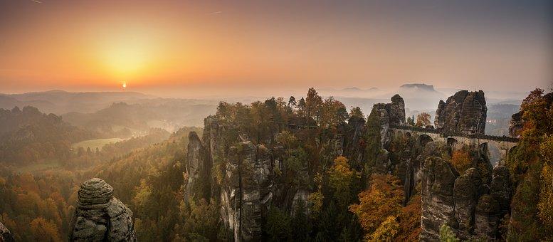 Bastei Elbsandsteingebirge
