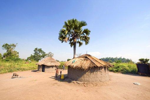 Leben im Norden von Uganda