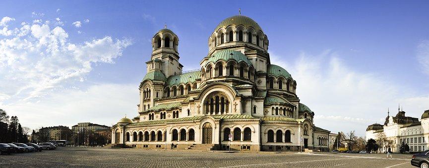 Alexander Newski Kirche Sofia