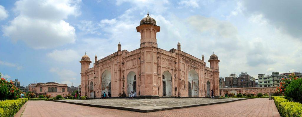 Backpacking in Bangladesch - Fort Aurangabad