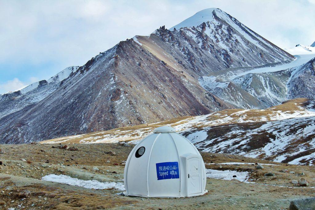 Backpacking in Pakistan - Khunjirab-Pass zwischen Hindukush und Karakorum