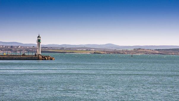 Burgas Hafen