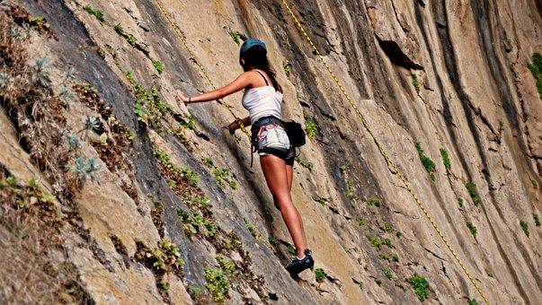 Klettern im Balkan Gebirge