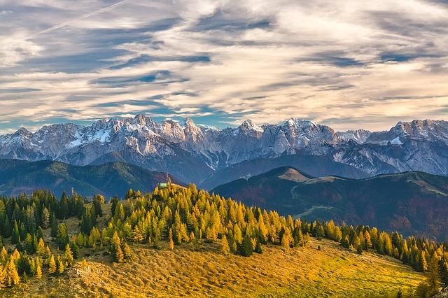 Austria -Mountain