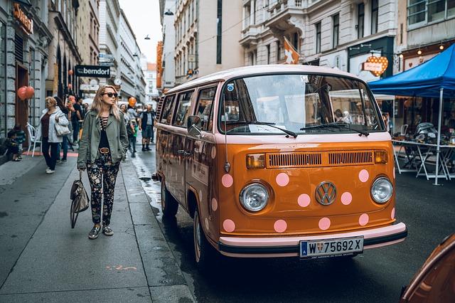 Austria - VW Bus