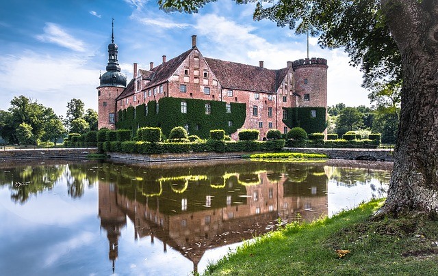 Schweden - Castle