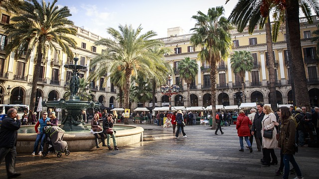 Spain - Park