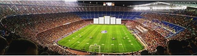 Spain - Stadium