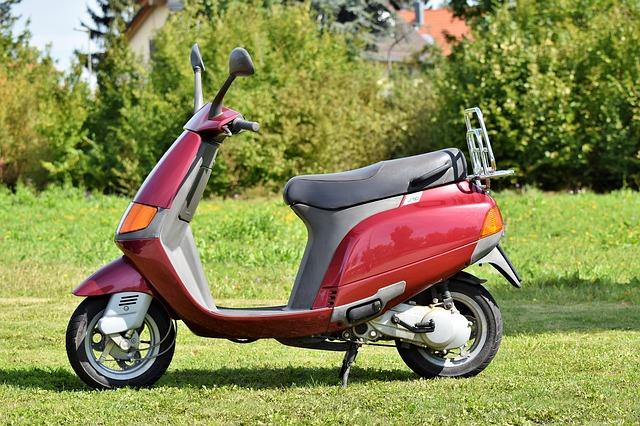 Italy Moped